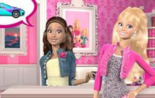 Barbie Car Salon