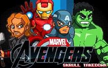 Avengers - Skrull Takedown
