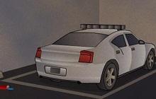 Police Car Park Escape