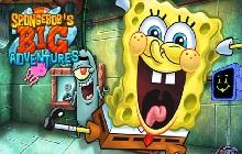 Big Adventure SpongeBob HD