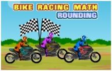 Bike Racing Math Rounding