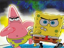 SpongeBob Save Crab