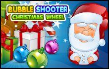 Bubble Shooter Christmas Wheel