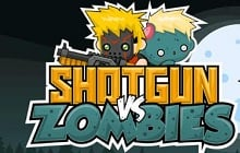 Shotgun Vs Zombies