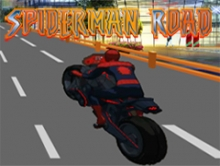 Spiderman Road