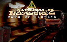 National Treasure 2 Channel Racer