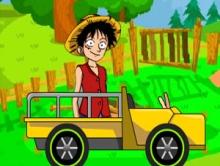 Luffy Truck Wars