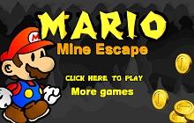 Mario Mine Escape