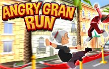 Angry Gran Run 2 : Grannywood