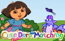 Cute Dora Matching