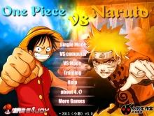 One Piece VS Naruto V3.0