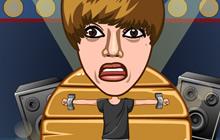 Justin Bieber Darts