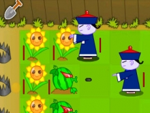 Plant n Zombie Small War 2