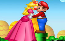 Mario Kissing