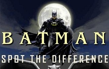 Batman Spot The Difference