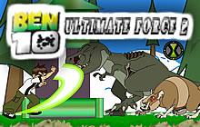 Ben10 Ultimate Force 2